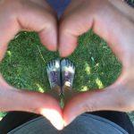Handen in hartvorm - Coaching by Ciel