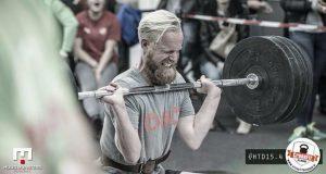 Frank frontsquat - Frank van Meurs personal training