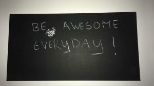 Be awesome everyday - Coaching by Ciel