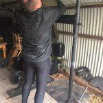 Personal training - Céciles & Franks Backyard gym
